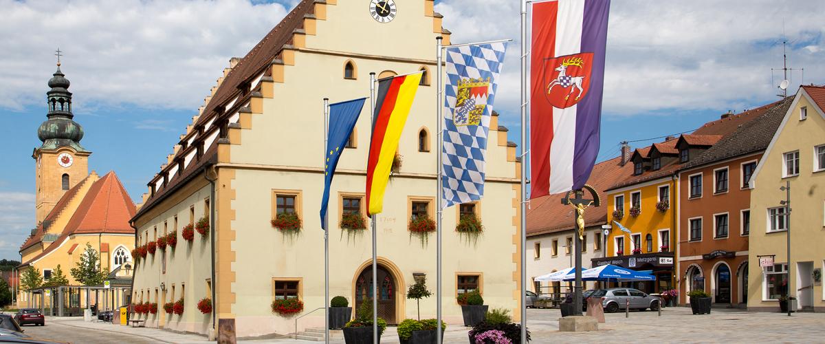 Stadt Hirschau