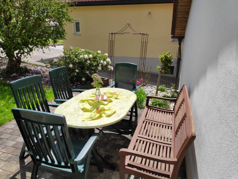 Ferienhaus Anna Terrasse